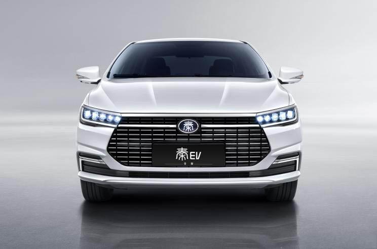 全新秦EV预计三季度上市 续航里程达421km