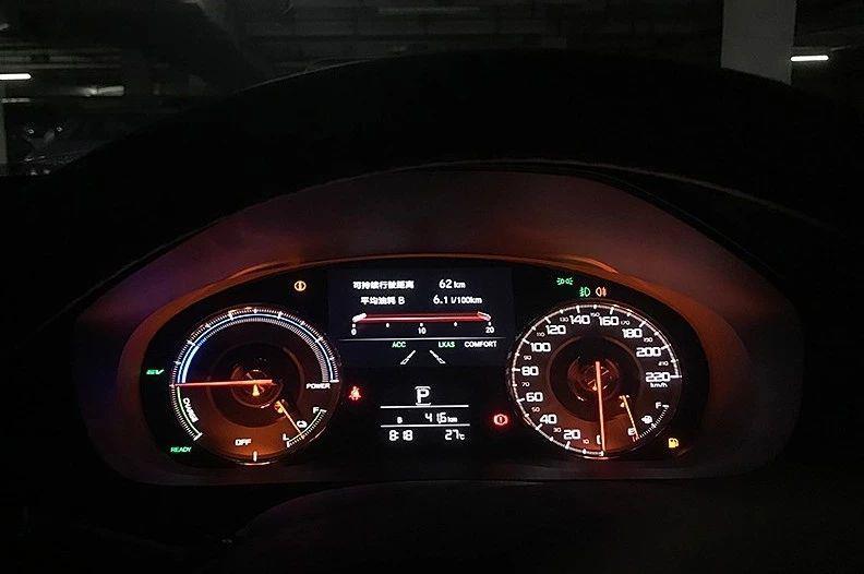 百公里油耗6L 公务舱后排,讴歌CDX Hybrid让人感动