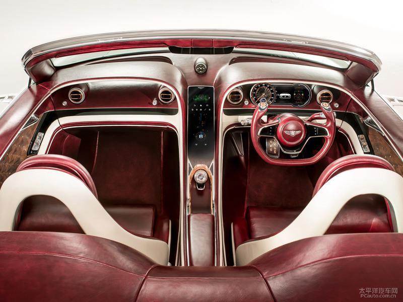 宾利EXP 100 GT概念车将于7月10日亮相,或为双门GT跑车