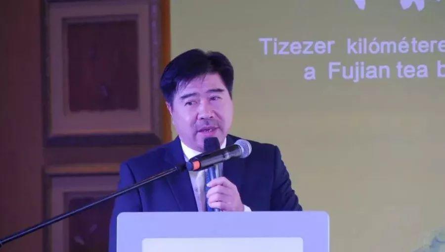 """多彩闽茶香飘多瑙河畔 ——记2019年""""闽茶海丝行""""走进匈牙利"""
