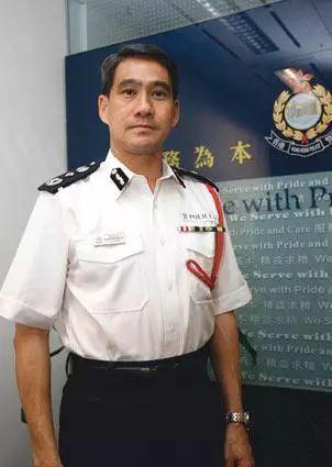 """香港前警界""""一哥"""":现在已经不是""""修例不修例""""的问题了"""