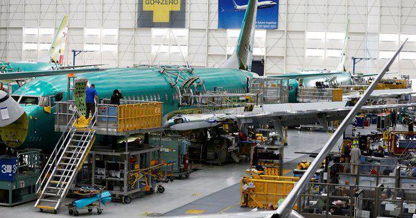 幸運28_波音承諾向737MAX遇難者家庭提供一億美元援助