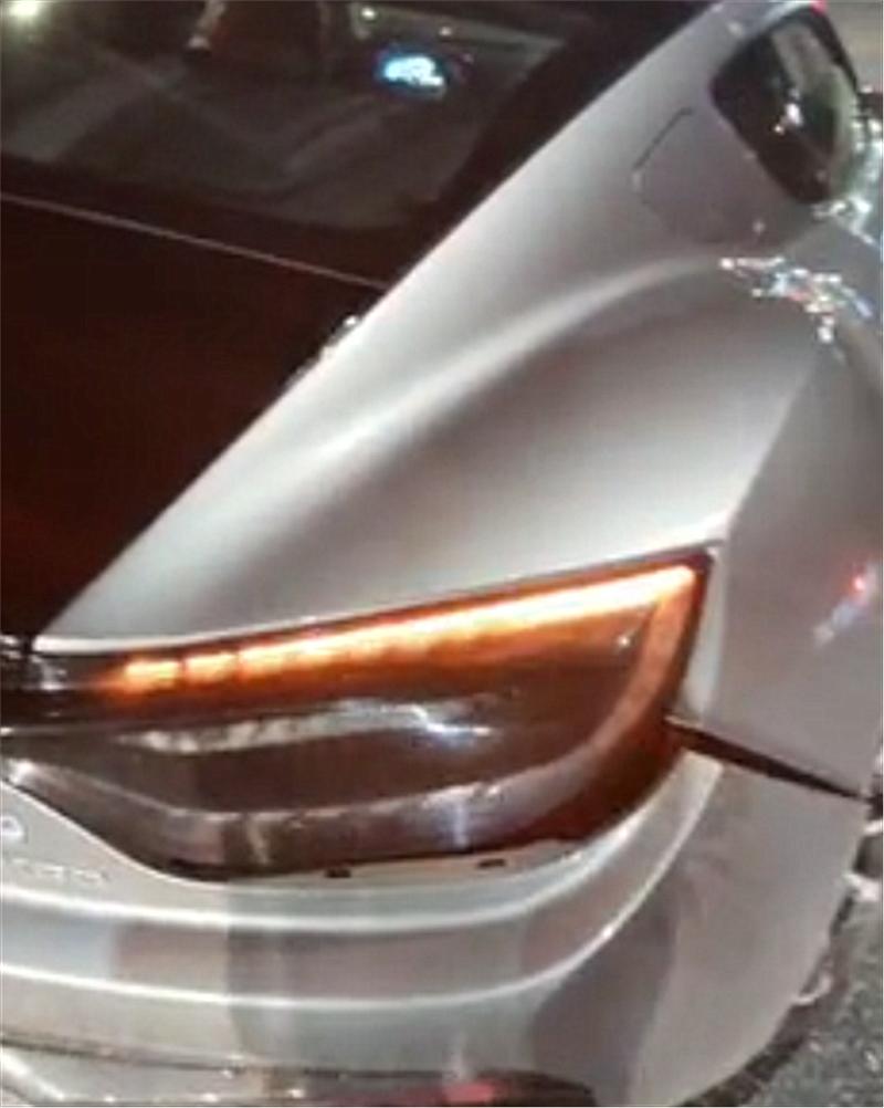 拖车最不喜欢的国产车,车价70万,4.6秒破百,车尾还似迈凯伦