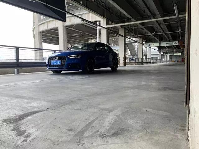试驾 Audi RS3|竟然是理想中的A级代步车!