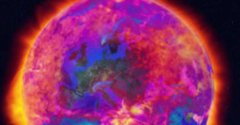 气候变化最新消息:法国达到历史最高温度