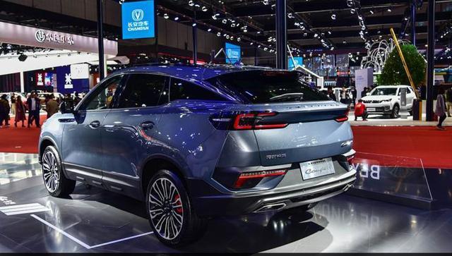 新车标、新造型,全新SUV猎豹Coupe实力几何?