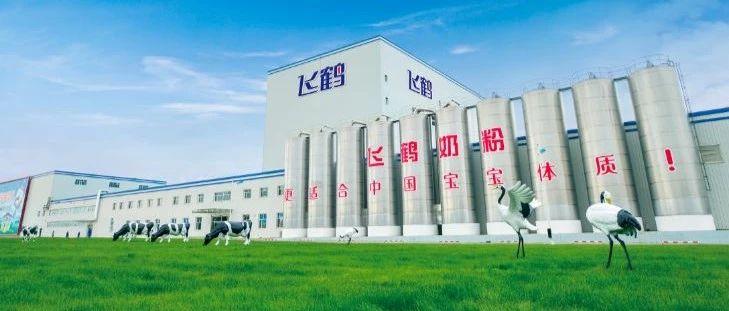 """飞鹤乳业赴港上市,国产奶粉正在杀出""""洋奶粉""""之围"""
