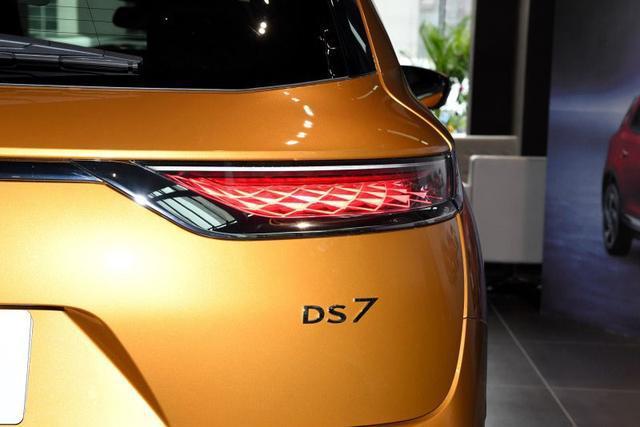 法国总统为它代言,卖21万,号称法系高端旗舰DS7为什么卖不动?