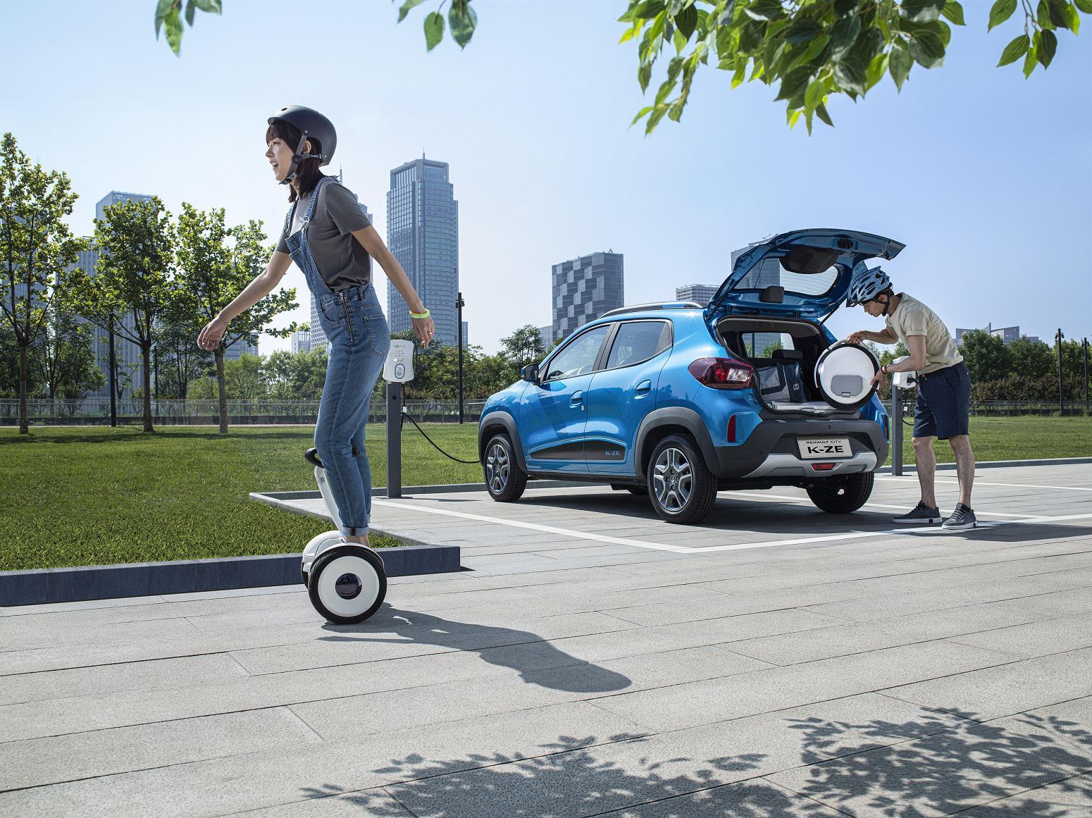 """命名""""雷诺e诺"""",雷诺首款电动车中文名发布,下半年中国上市"""