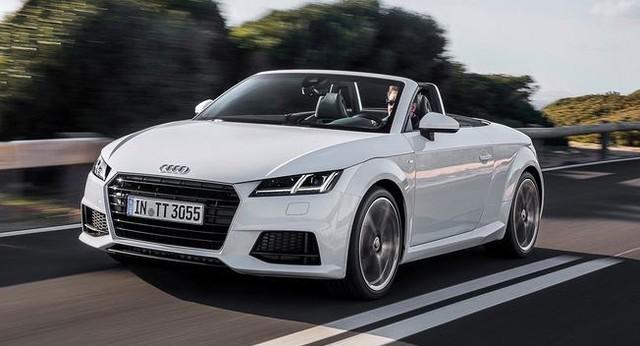 TT跑车未来将停产 奥迪计划推新型运动型电动车