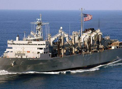 超长待机大保姆,远洋舰队全靠它,远洋综合补给舰解析