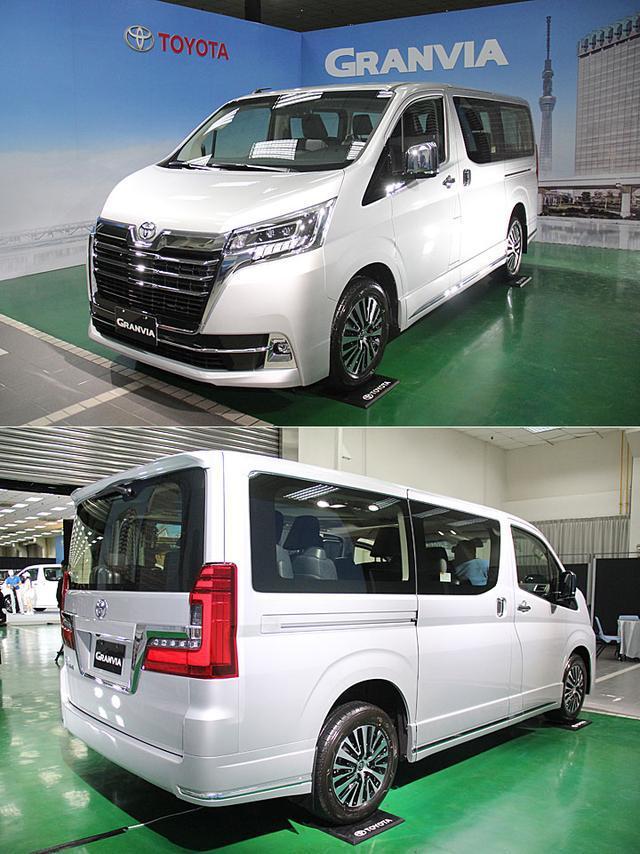 在台湾才卖38万,与埃尔法相同享受的这款9座丰田MPV?
