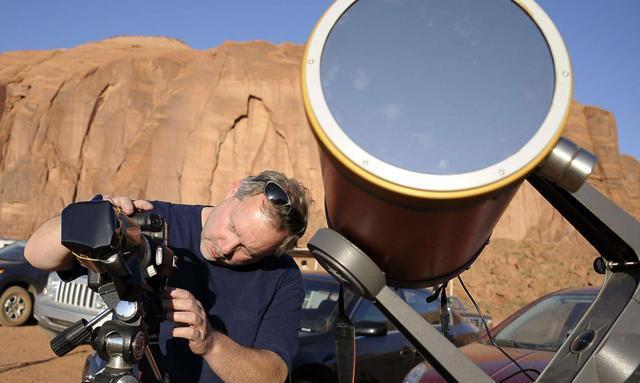 《上知天文》十六、天文爱好者如何降低风险,安全观测太阳