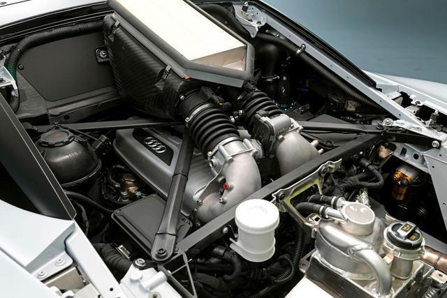 最强 R8!奥迪发布 R8 LMS GT2 赛车