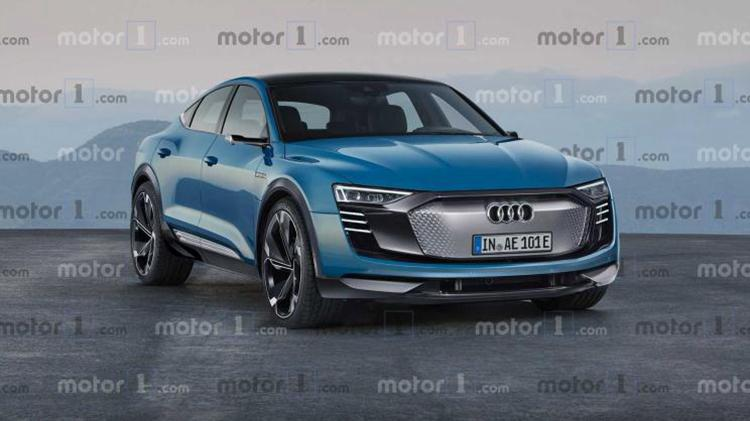 奥迪将于2025年前推出30款新能源车型,官方爆出规划图