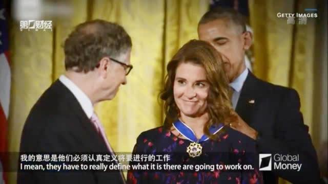 梅琳达盖茨:做一个为美好未来奋斗的乐观主义者