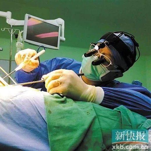 """好医生好故事│暨南大学附属第一医院心外科主任张晓慎:一直用心做""""救心人"""""""