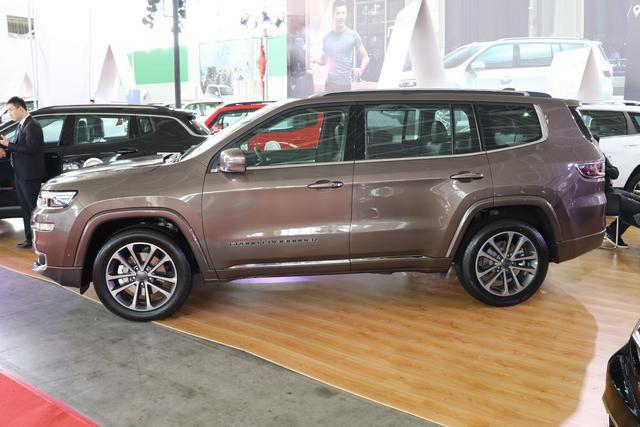堪称全能型家用SUV,高性价比的Jeep大指挥官,还值得买吗?