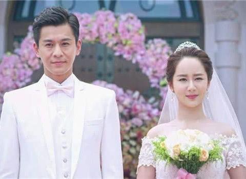 杨紫4张婚纱照,跟邓伦乔振宇很勉强,张一山笑得真实