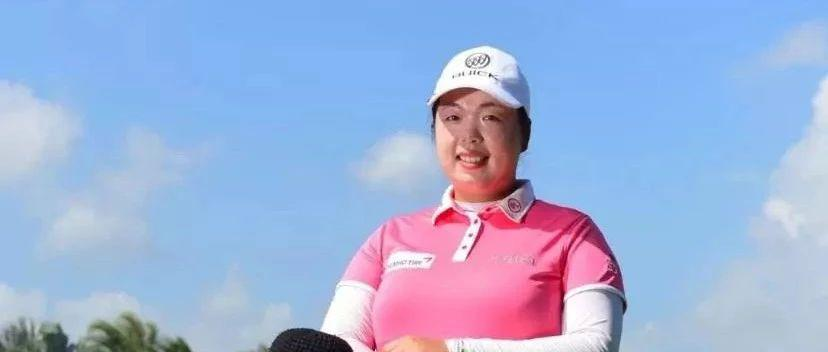 冠军球包大揭秘!HONMA高尔夫代言人冯珊珊斩获LPGA第十冠