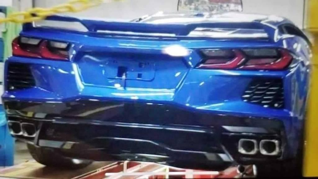 美国国宝级超级跑车,雪佛兰科尔维特C8即将到来,7月18号发布