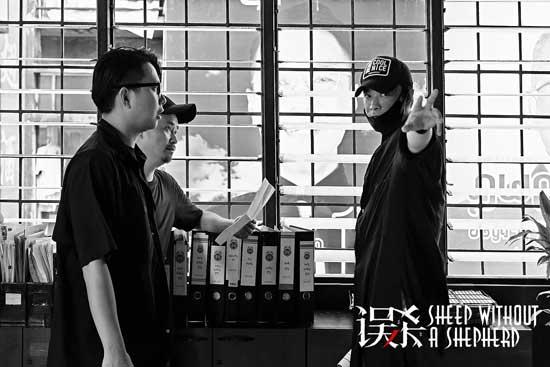 《误杀》陈思诚首任电影监制 与导演柯汶利再次合作