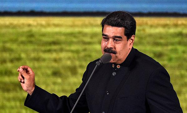 马杜罗宣布:与委反对派的谈判在加勒比岛国启动