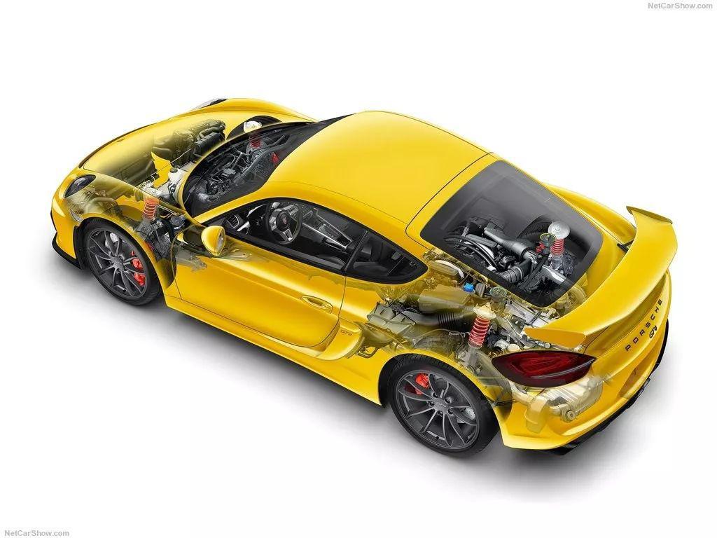 保时捷的车也能谈性价比?或许这台718 Cayman GT4真可以!