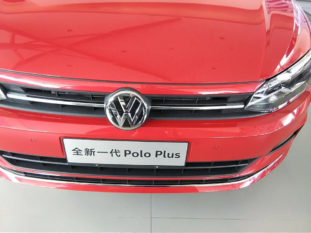 Polo Plus到店实拍,德系小钢炮,消费者买单吗?看看网友怎么说