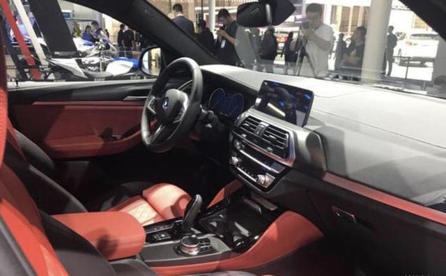 新宝马X4八月上市,搭全系标配智能座舱