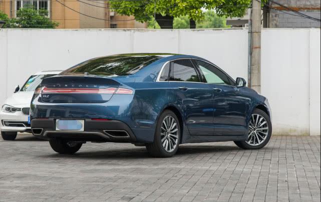 最不该忽略的B级车,比A4L帅太多,油耗4.1L,就是卖不动