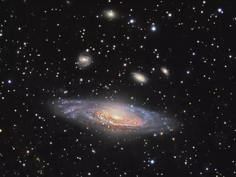 物理学家给天文学家造了件神装!能以极好的细节,观测遥远星系!