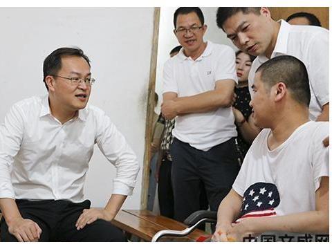 文成县委书记刘中华赴双桂乡调研工作