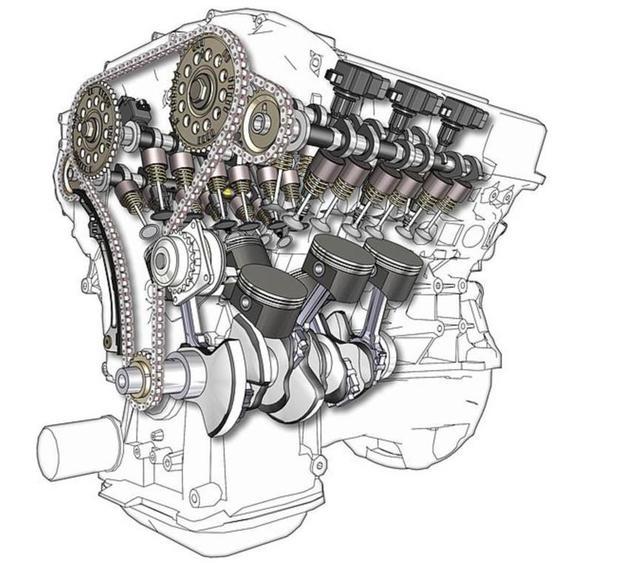 走进发动机的世界,不一样的角度,不一样的发动机