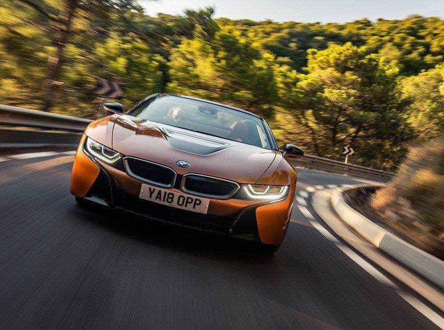 传说中那辆460匹马力Alpina i8是真的!BMW为不批准?