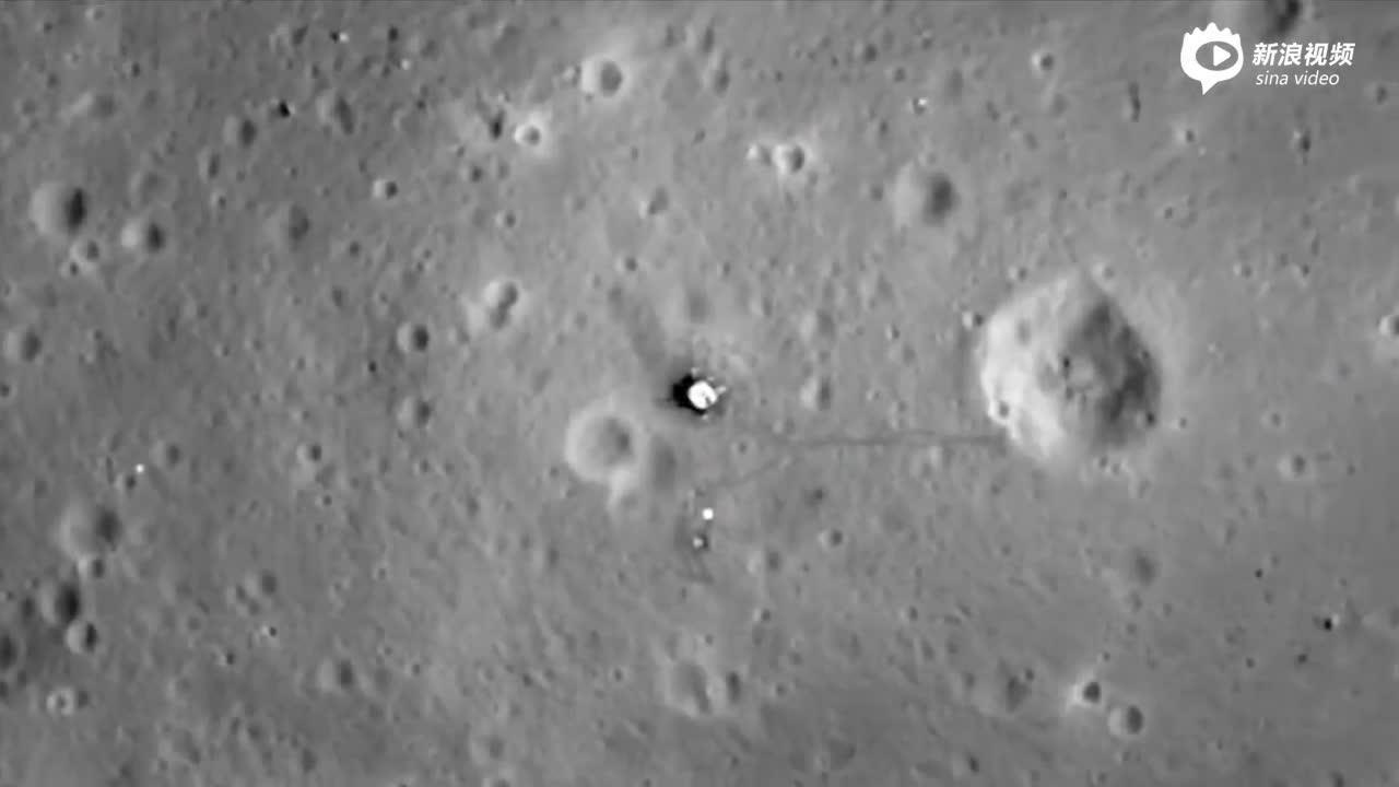 阿波罗11号着陆点