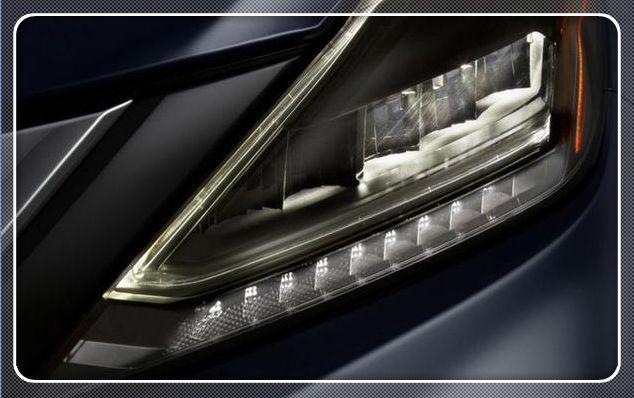日产新大号奇骏实拍!外观升级+V6发动机,尺寸大于奥迪Q5L