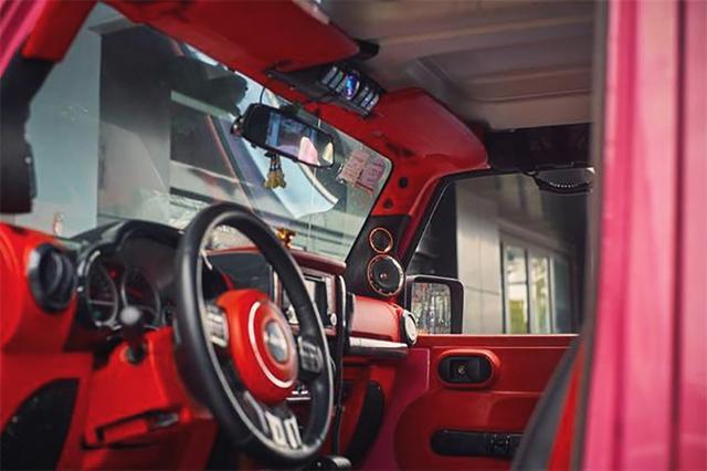 台州慧声汽车音响改装,Jeep牧马人改装黄金声学-极佳的品牌选择