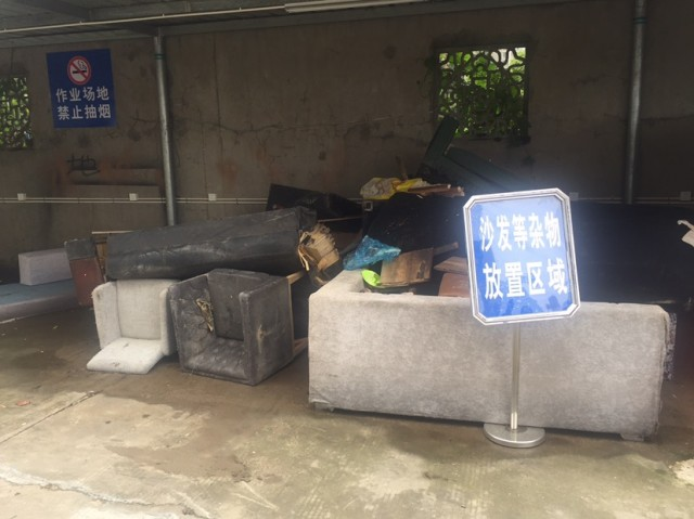 记者调查:搬不动扔不了 大件垃圾处置怎么这么难