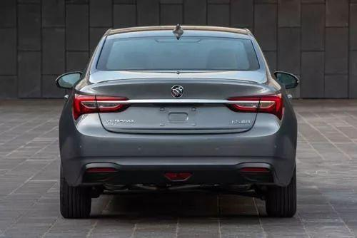 全系四缸的别克轿车,最近比英朗还火,改款后能搅动A级车市场?