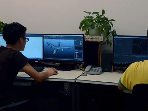 网络电影《麻辣老师》编剧制片在深圳龙岗成立影视后期剪辑工作室