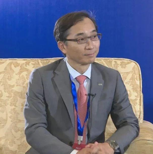 蓝睛对话|瑞穗银行(中国)有限公司行长兼日本瑞穗银行股份有限公司执行官 竹田和史
