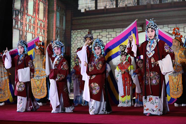 鸟巢金色大厅将上演梦幻版经典京剧