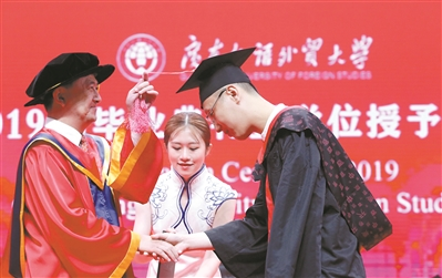 大学校长毕业致辞关键词大解析 看看广东高校校长青睐啥