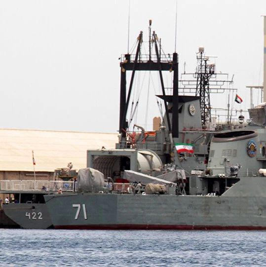 拦截英国油轮?伊朗军方:伊军舰没有遇到外国船只
