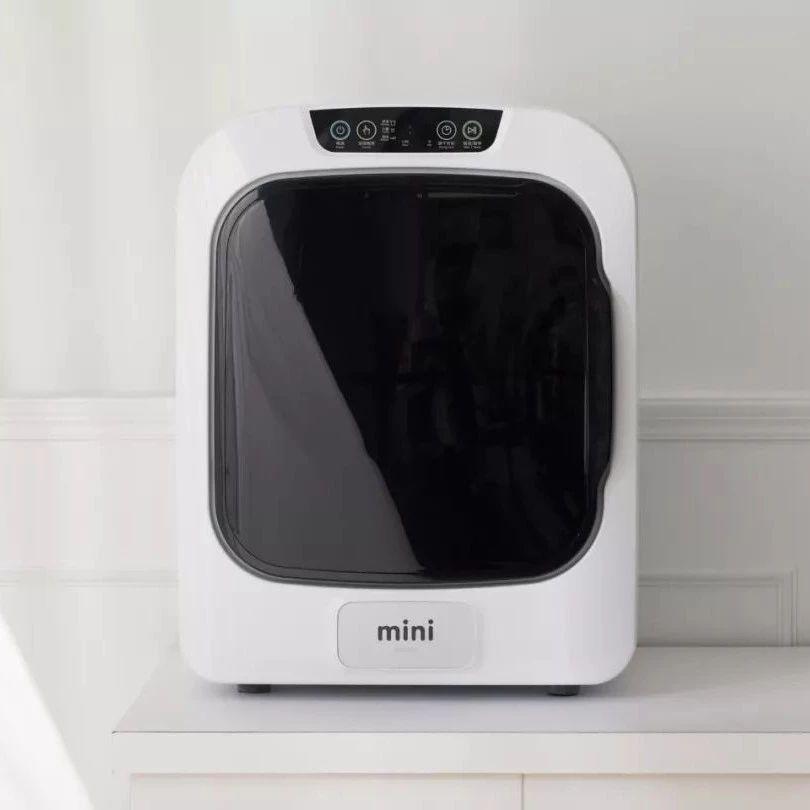 占地1㎡的迷你烘干机,最快30分钟,衣物就干透!