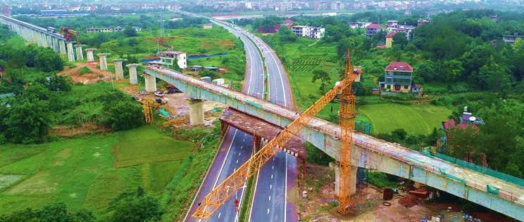 兴泉铁路预计2021年建成通车 赣州人出行再升级