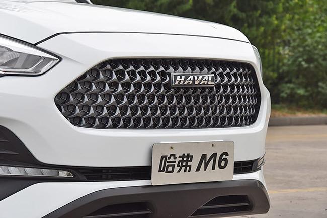 """新款哈弗M6上市,6.6万起售,能否撩动你的""""心弦""""?"""