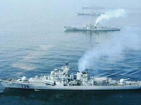中国海军为何选择了苏联现代级驱逐舰,而不是光荣级巡洋舰?