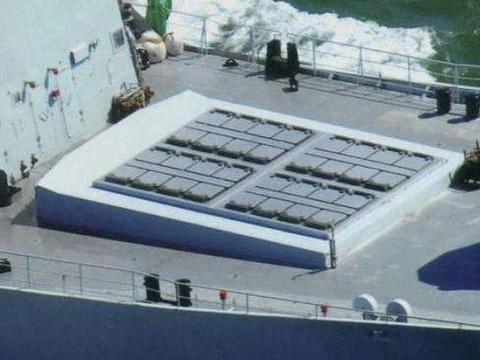 """为何我国""""现代级""""驱逐舰只装三十二个单元垂发系统?"""